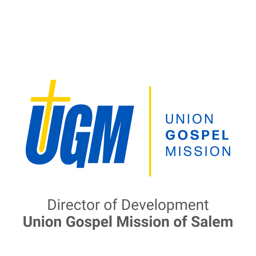 Director of Development Executive Search_Union Gospel Mission of Salem DB&A Executive Search